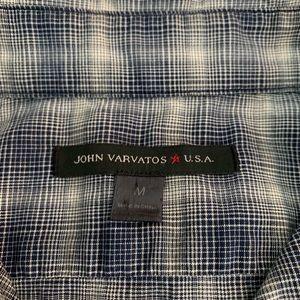 John Varvatos Shirts - John Varvatos Men's Long Sleeve Button down